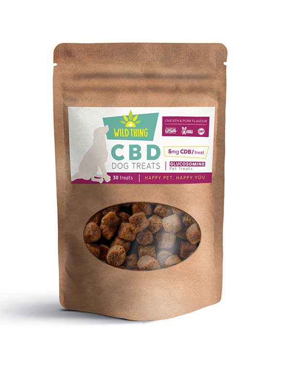 Are CBD Products Safe for Dogs?